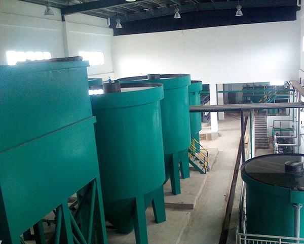 污水站活性炭处理